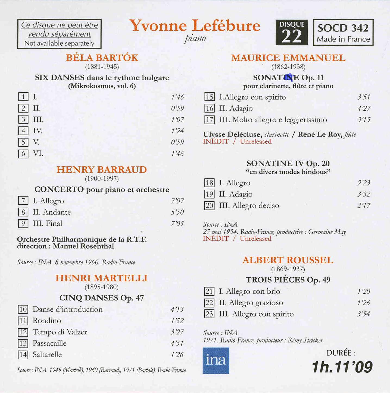 Yvonne Lefébure2